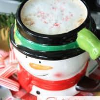 Skinny Peppermint Mocha & Ninja Coffee Bar® System GIVEAWAY!