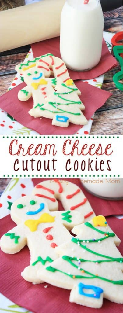 Sugar Cookies With Cream Cheese