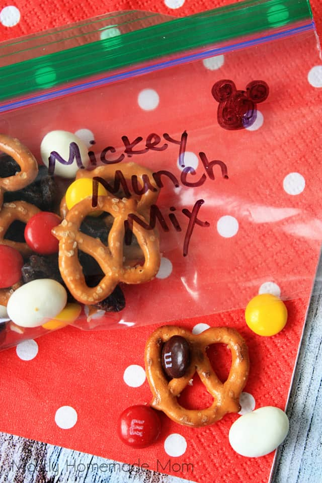 Mickey Mouse Munch Mix