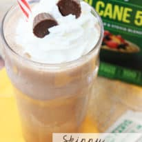 Skinny Peanut Butter Cup Shake