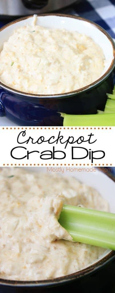 crab dip recipe