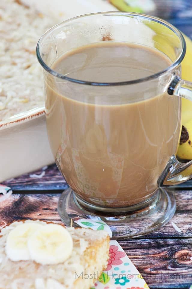 Banana Coconut Coffee Cake Recipes