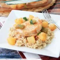 Sweet-and-Sour Pork Chop Casserole