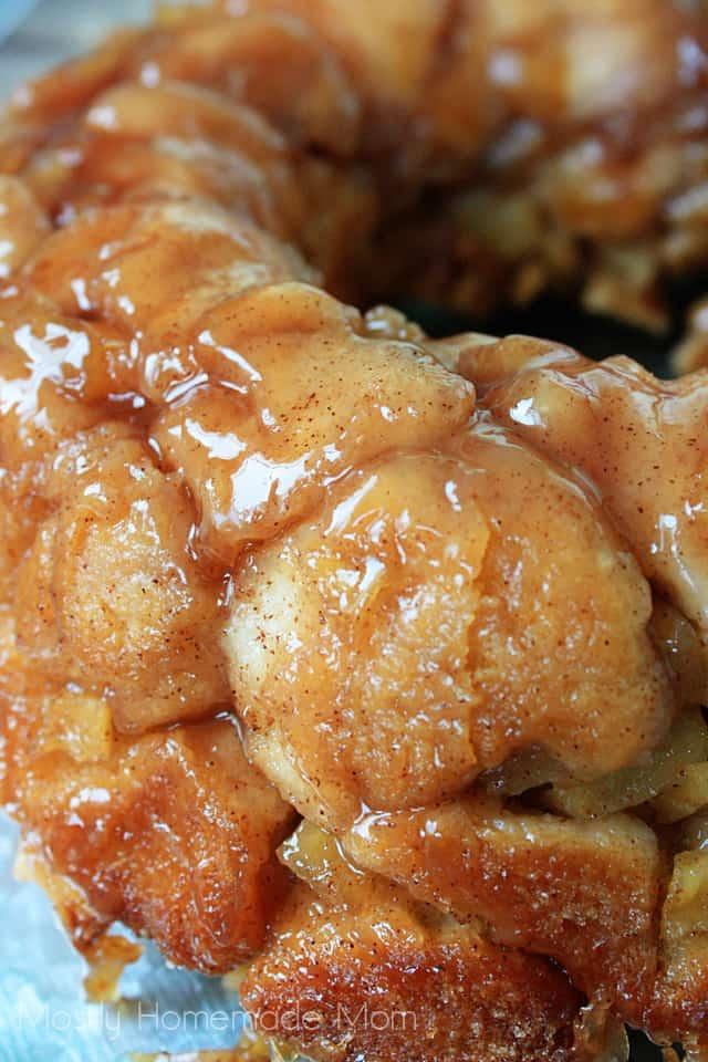 apple monkey bread