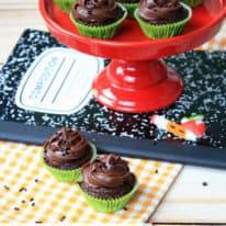 Triple Chocolate Brownie Bites