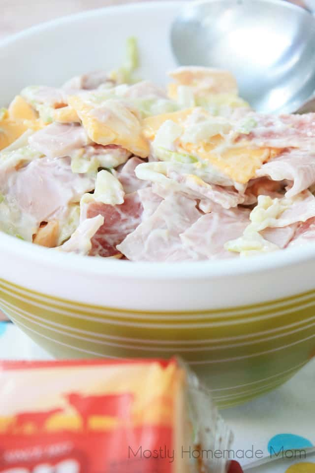 hoagie salad recipe