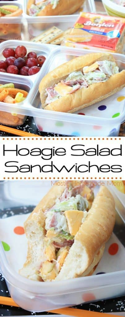 italian hoagie salad recipe