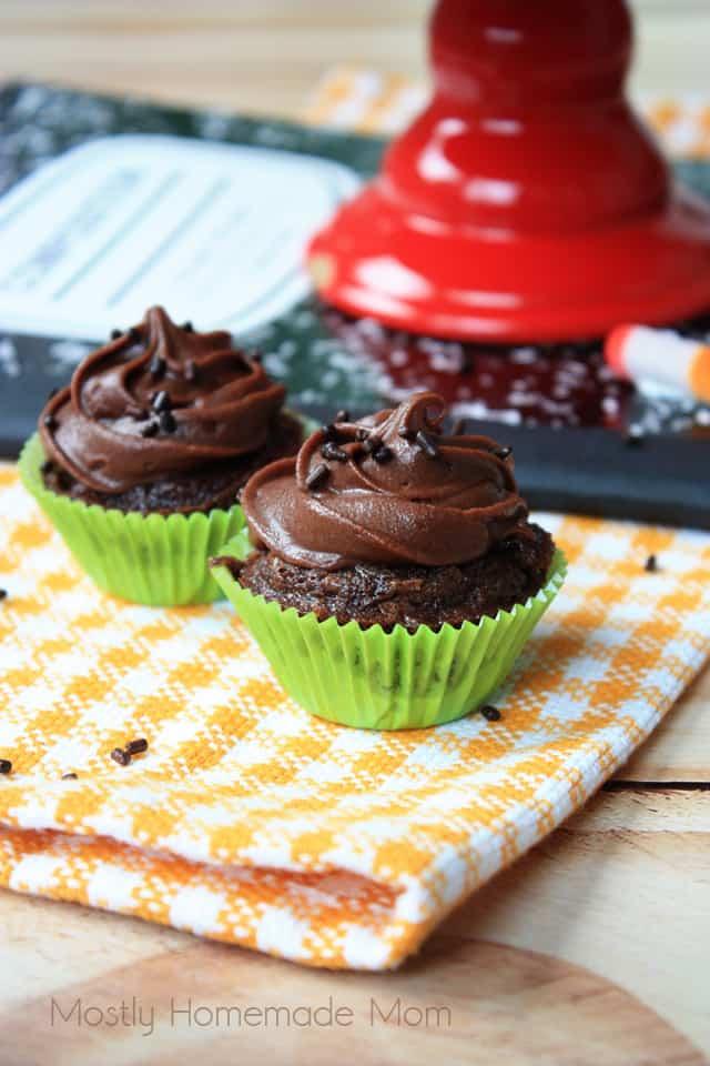 weight watchers triple chocolate brownie bites