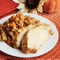 Crockpot Thanksgiving Dinner – RECIPE VIDEO