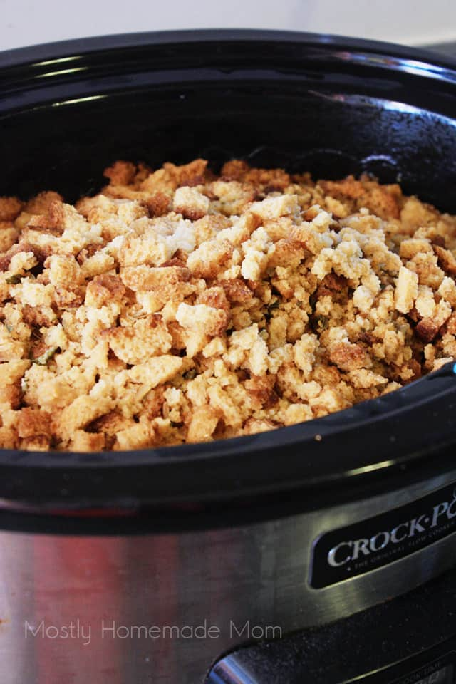 crockpot Thanksgiving