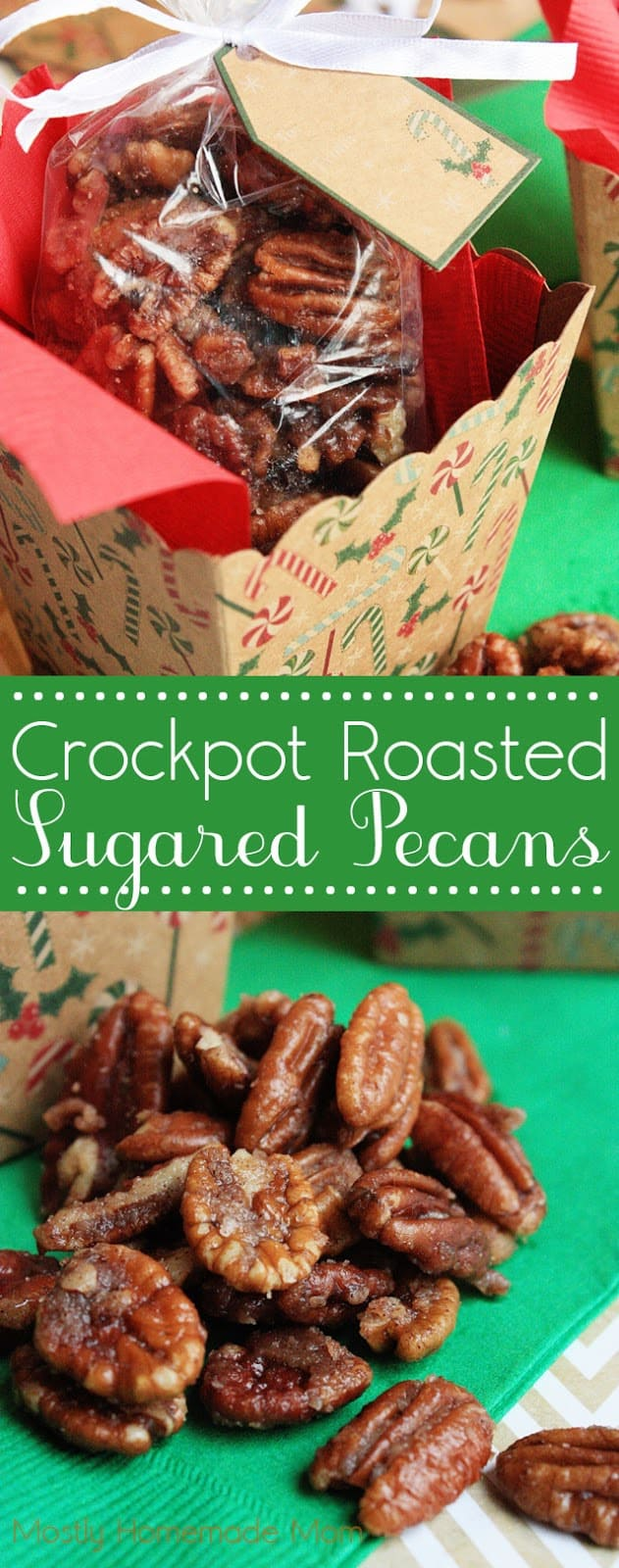 Slow Cooker Roasted Sugared Pecans Slow Cooker Roasted Sugared Pecans new picture