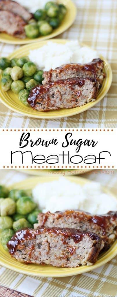 meatloaf recipe brown sugar