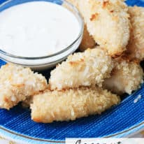Coconut Chicken Fingers