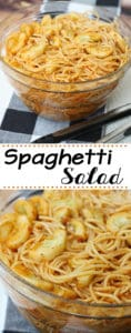 Spaghetti Salad Mostly Homemade Mom