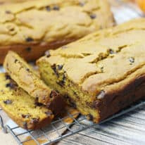 Chocolate Chip Pumpkin Bread (VIDEO)