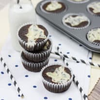 Black Bottom Cupcakes (Video Tutorial)