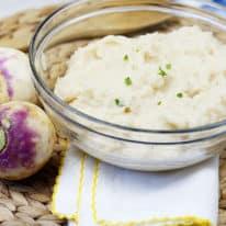 Mashed Turnips